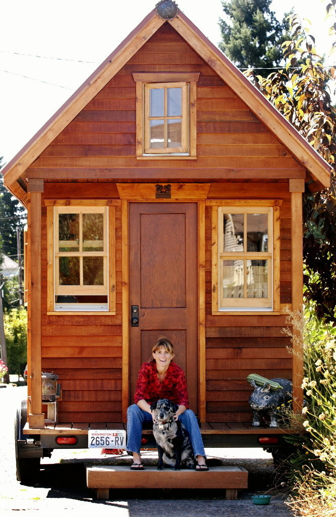 Dee Williams of PAD Tiny Houses